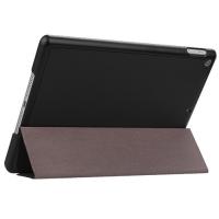 """Чехол Fashion Smart Case для iPad 2018 9,7"""" с держателем для стилуса Apple Pencil Чёрный"""