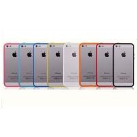 бампер чехол для iphone se все цвета
