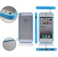 накладка бампер для iphone se все цвета