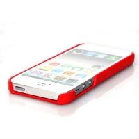 накладка hoco protection для iphone se красная
