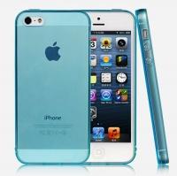 накладка ультратонкая для iphone se матовая все цвета