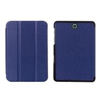 fashion case для samsung tab s2 9.7 sm-t815 синий