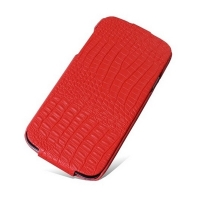 чехол borofone crocodile case galaxy siv s4 i9500 красный