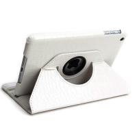 чехол crocodile 360° для ipad mini / retina белый