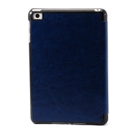 чехол fashion case для apple ipad mini синий