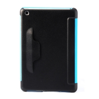 чехол fashion case islim для apple ipad mini голубой