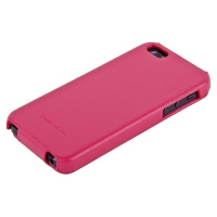 чехол hoco duke leather case для iphone 5 / 5s малиновый
