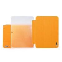 """чехол rock для galaxy tab 3 10.1"""" p5200 оранжевый"""