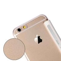 чехол с окошком usams для iphone 6 4.7 розовый