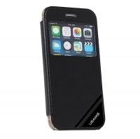 """чехол с окошком usams для iphone 6 plus 5.5"""" черный"""