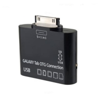 galaxy tab otg connection kit card reader и usb 5 в 1