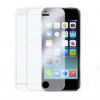 защитная пленка для iphone se (экран + спина) глянцевая