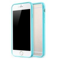 накладка-бампер для iphone 6 разные цвета