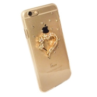 """накладка чехол для iphone 6 4.7"""" «сердце»"""