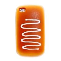 """накладка для iphone 5c """"булочка с ароматом сдобы"""""""