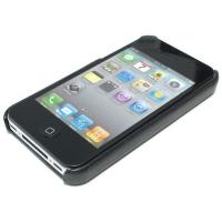 накладка hoco protection case для iphone 4 / 4s черная