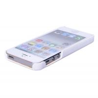 накладка hoco protection case для iphone 5 / 5s белая
