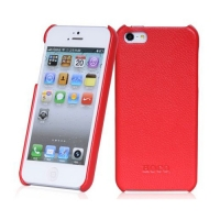 накладка hoco protection case для iphone 5 / 5s  красная