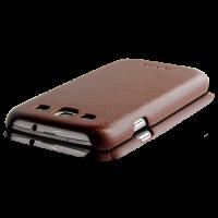 накладка hoco protection case galaxy siii s3 i9300 коричневая
