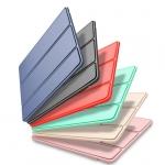 Чехол Smart Silicone Case для iPad Air 2 Голубой