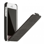Чехол Borofone Crocodile для iPhone SE черный