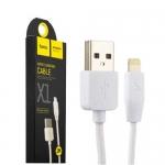 USB кабель Lightning HOCO для зарядки и синхронизации 1 метр