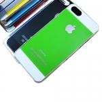 Накладка хромированная для iPhone 5 / 5S Все цвета