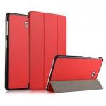 Чехол Fashion для Samsung Tab A 10.1 T580, T585 Красный