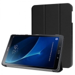 Чехол Fashion для Samsung Tab A 10.1 T580, T585 Черный