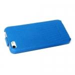 чехол hoco lizard pattern case для iphone se синий