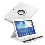 Чехол 360° для Galaxy Tab4 10.1 SM-T530, T531 Белый