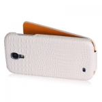 чехол borofone crocodile case для galaxy siv s4 i9500 белый
