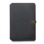чехол для ipad mini protect с застёжкой чёрный