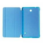Чехол для Samsung Galaxy Tab4 8.0 SM-T330, T335 Голубой