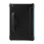 чехол fashion case islim для apple ipad mini бирюзовый