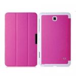 """Чехол Fashion для Samsung Tab4 7.0"""" T230, T231 Розовый"""