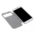 Чехол HOCO Classic View Case для Galaxy SIV S4 I9500 белый