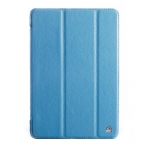 Чехол HOCO Duke Leather case для iPad mini/Retina голубой