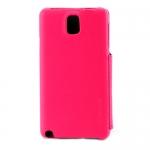 Чехол HOCO Folder Case для Galaxy Note 3 N9000 розовый