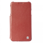чехол hoco folder case galaxy note 3 n9000 коричневый