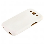 чехол hoco leather case для galaxy siii s3 i9300 белый