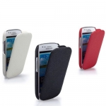 чехол hoco leather case для galaxy siii s3 mini i8190