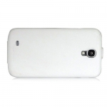 чехол hoco leather case для galaxy siv s4 i9500 белый