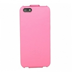 чехол pcaro baron classic для iphone 5 / 5s розовый