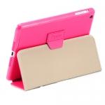 чехол ytin islim case для apple ipad mini розовый