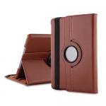 чехол поворотный 360° для ipad pro 9.7 коричневый