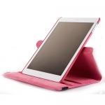 Чехол поворотный 360° для iPad Pro 10.5 Розовый