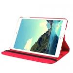 чехол поворотный 360° для ipad mini 4 красный