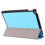 чехол fashion case для ipad mini 4 голубой