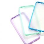 Накладка-бампер для iPhone 7 / 8 разные цвета
